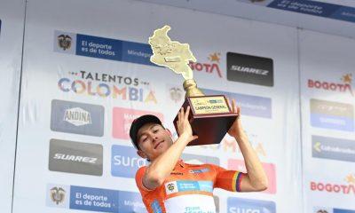 José Tito Hernández campeón Vuelta a Colombia