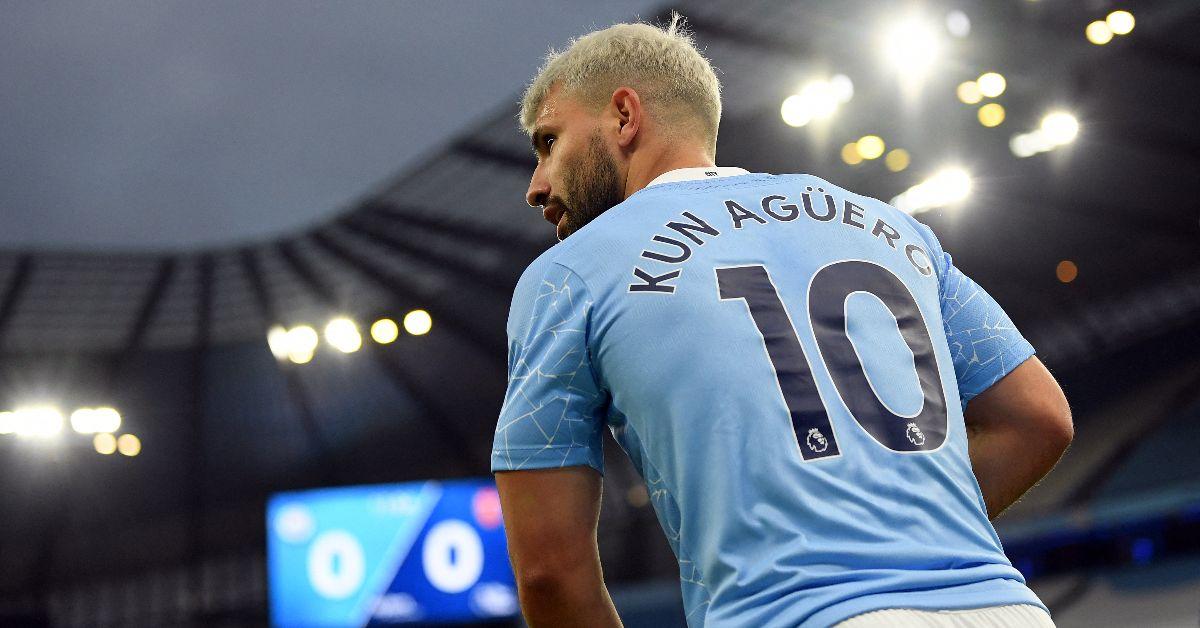 Kun' Agüero anuncia que dejará el Manchester City a final de temporada