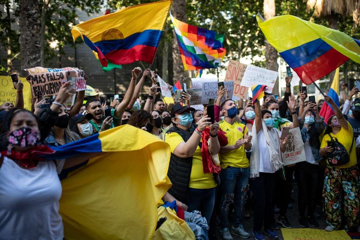 Flip denuncia ataques manifestaciones
