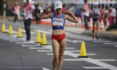 Medallista olímpica