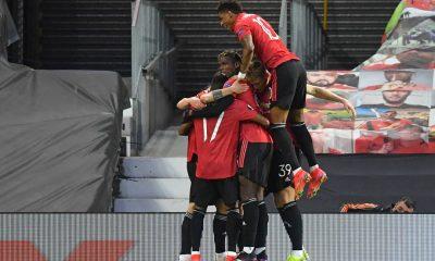 Manchester United conquistó la Europa League en 2017. Foto: PAUL ELLIS / AFP
