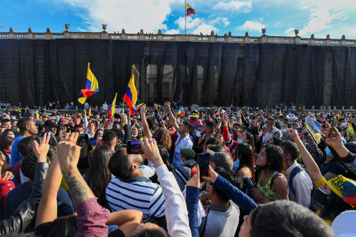 CIDH protestas Colombia