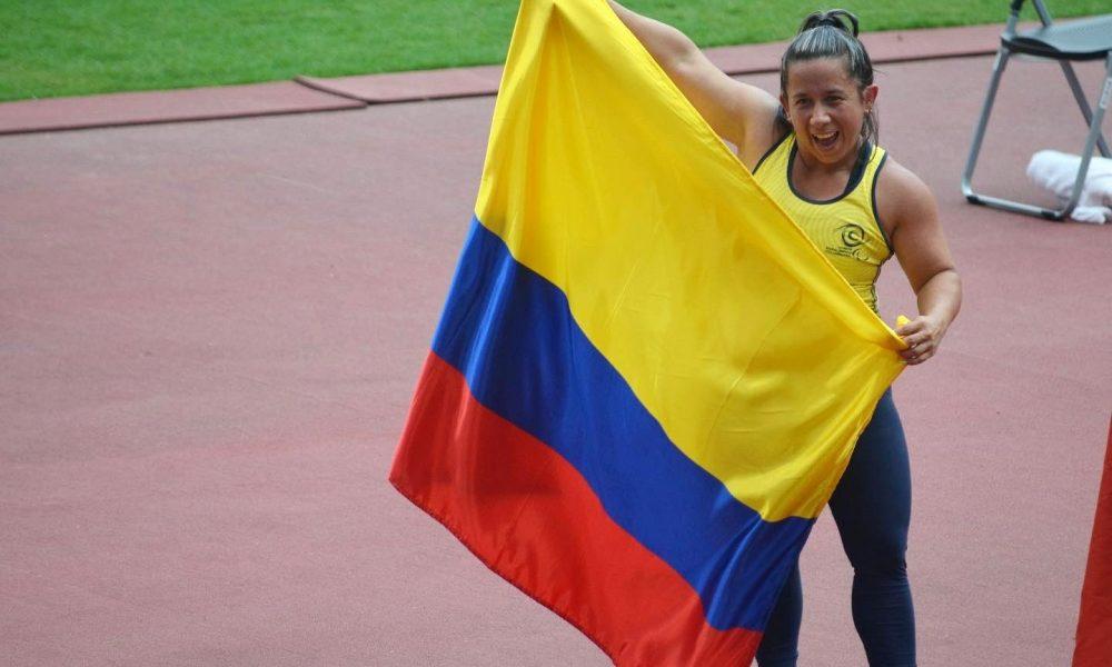 Mayerli Buitrago juegos paralimpicos tokio 2020