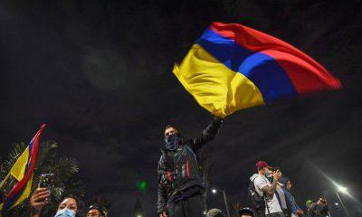 Paro nacional Colombia