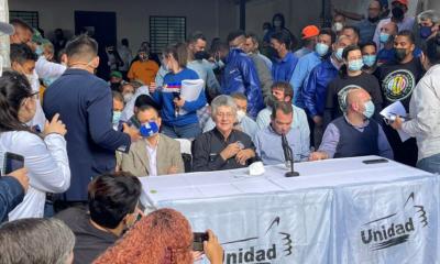 oposicion venezuela elecciones