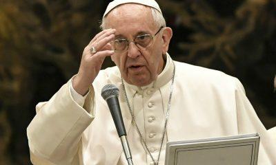 Papa sobre escandalo de abusos sexuales