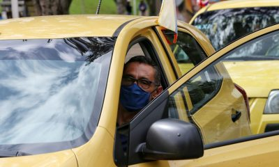 paro cartagena taxistas