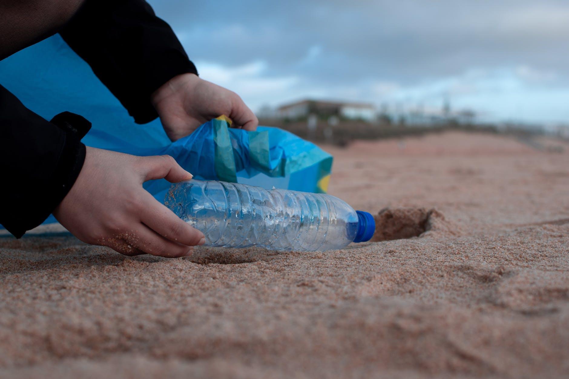 Plastico solo uso San Andres