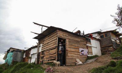 pobreza desigualdad colombia