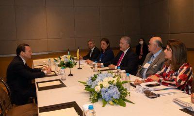 Presidente Duque en Brasil