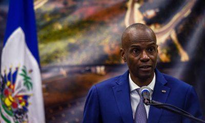 Presidente de Haití Jovenel Moise