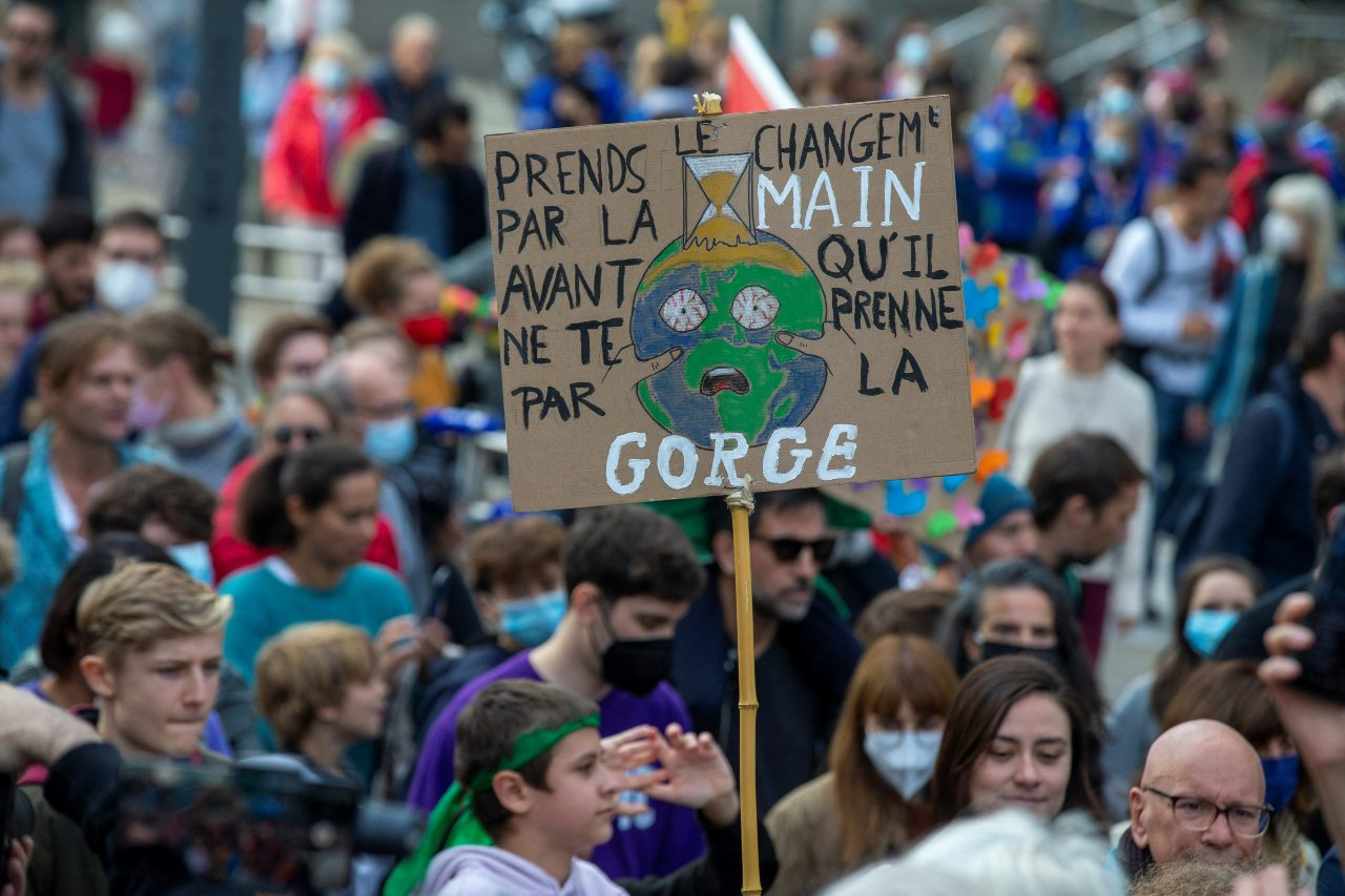 marcha clima bruselas
