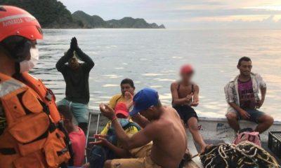 rescate pescadores magdalena
