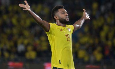 Selección Colombia - Miguel Ángel Borja