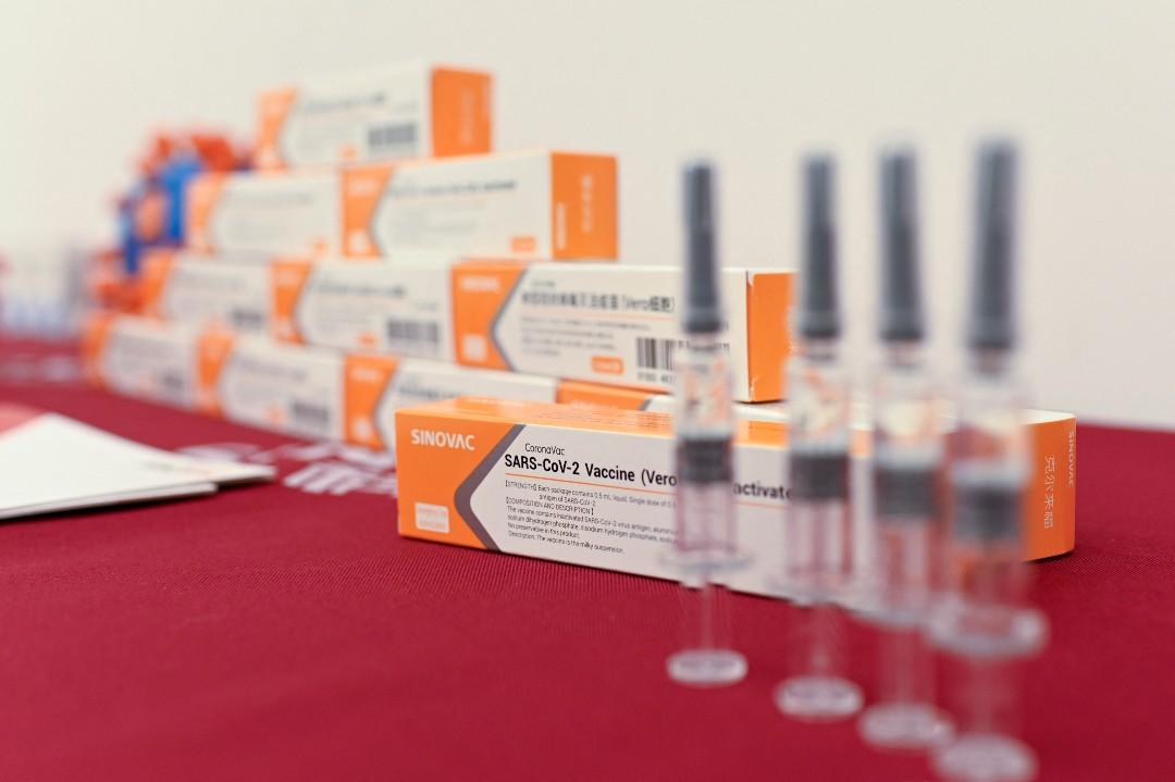 Sinovac vacuna anticovid Colombia