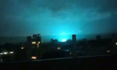 Sismo mexico triboluminiscencia