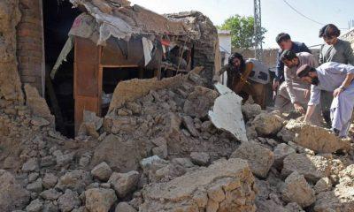 terremoto en pakistán deja 20 muertos