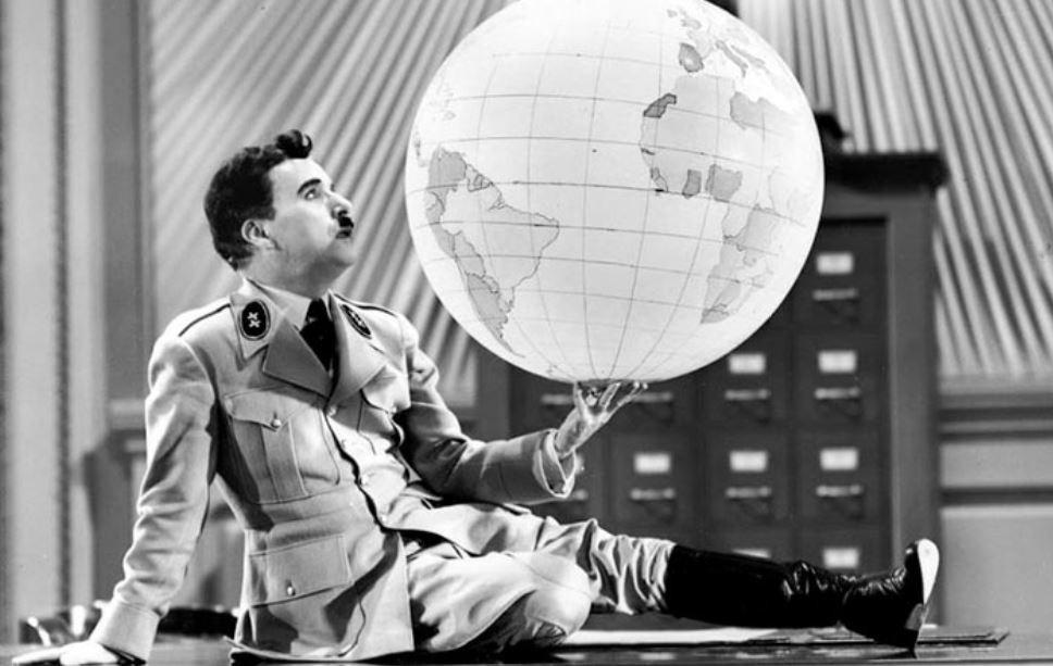El gran dictador Chaplin