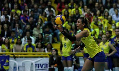 Voleibol Femenino Colombia