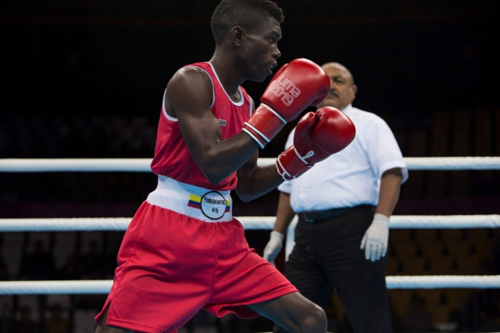 Yuberjen Martinez boxeo tokio 2020