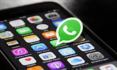 WhatsApp en un celular