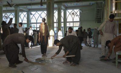 Atentado en mezquita de Afganistán
