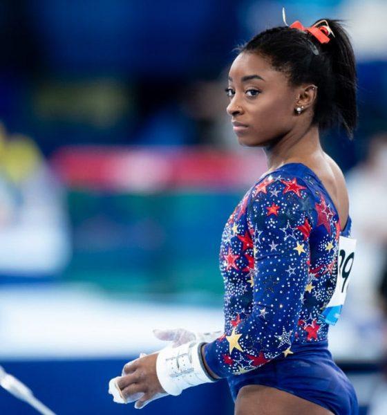 Simone Biles no defenderá su oro olímpico