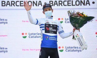 Esteban Chaves campeón montaña Vuelta a Cataluña