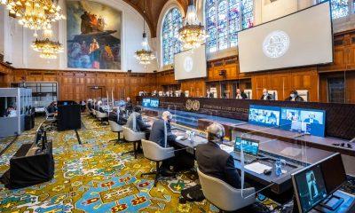 ¿Qué es la Corte Internacional de Justicia de La Haya?