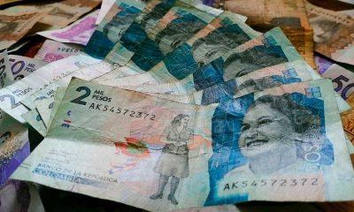 dinero colombiano y el salario mínimo