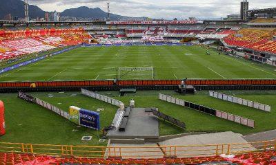 público estadio el campín