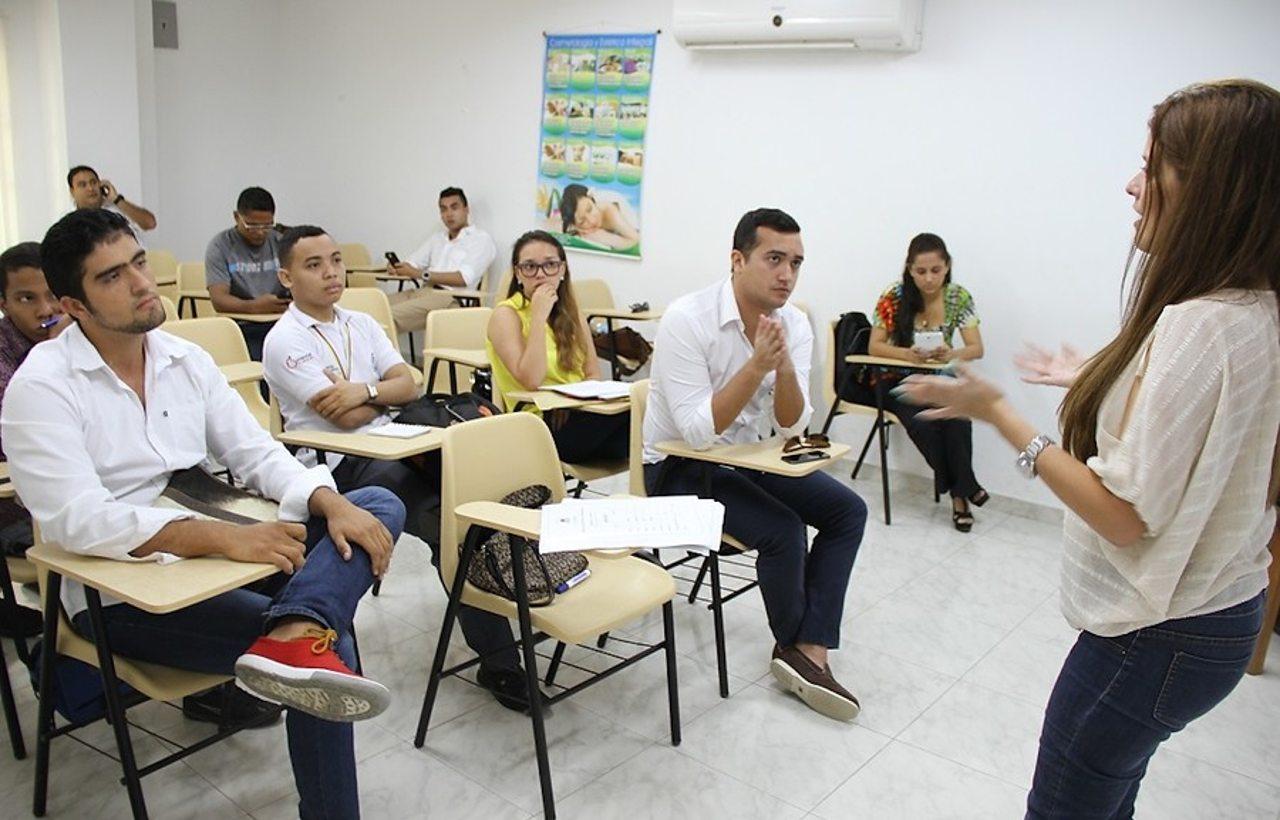 Jóvenes a la U Antioquia