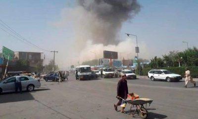 explosión Afganistán mezquita