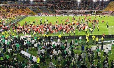 Medidas estadios Colombia