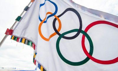 juegos olímpicos bandera