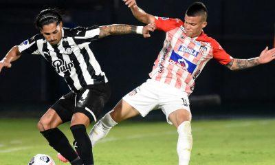 Junior Copa Sudamericana