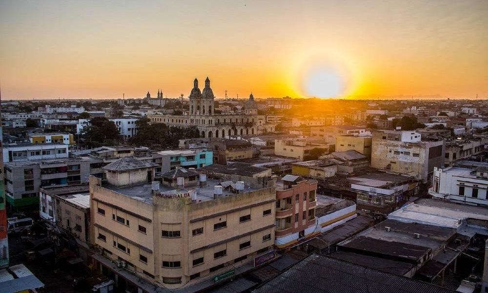Medidas en Barranquilla