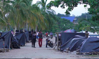 ruta de los migrantes en Colombia
