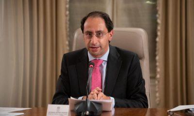 José Manuel Restrepo - ministro de Hacienda