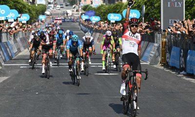 Juan Sebastián Molano Vuelta a Sicilia