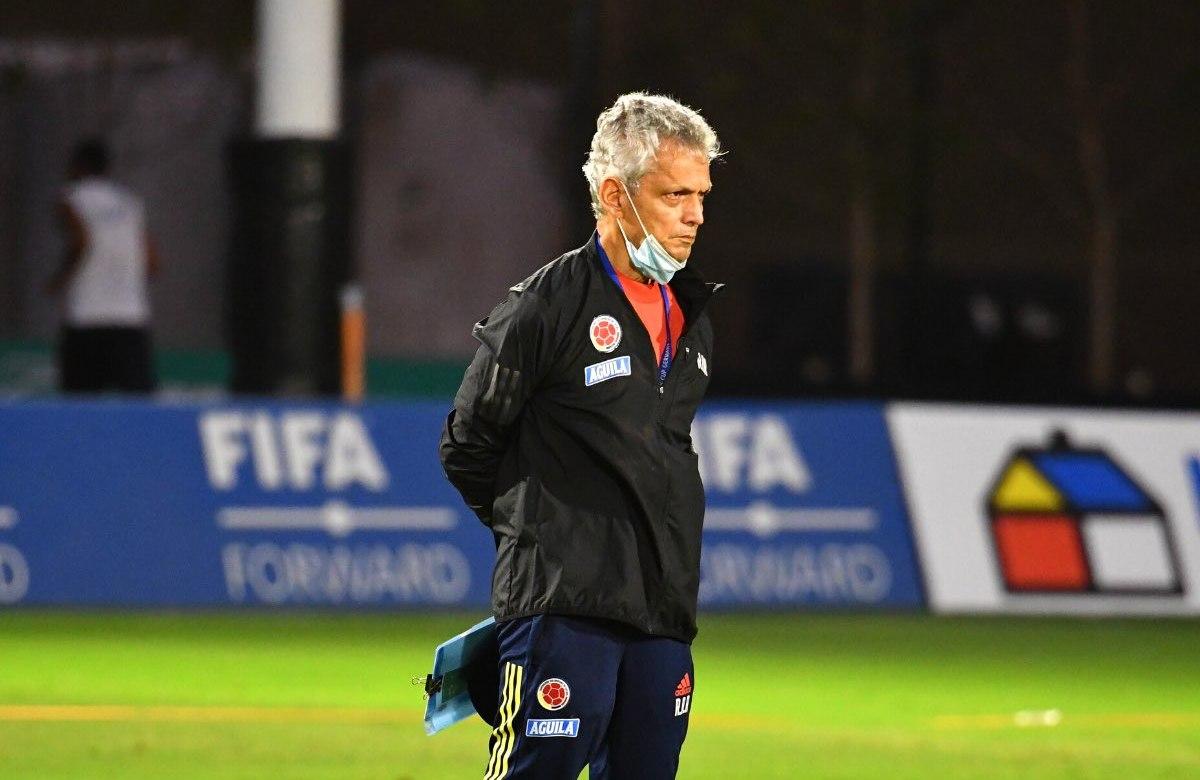 Reinaldo Rueda técnico Selección Colombia