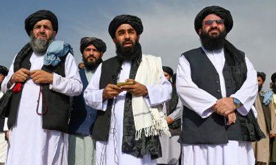 colaboración de países con talibanes
